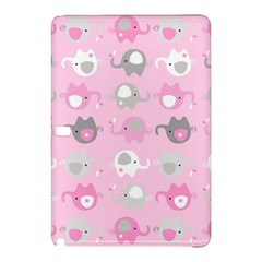 Animals Elephant Pink Cute Samsung Galaxy Tab Pro 10.1 Hardshell Case