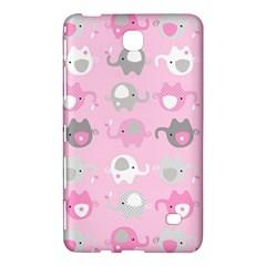 Animals Elephant Pink Cute Samsung Galaxy Tab 4 (8 ) Hardshell Case
