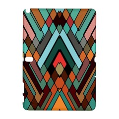 Abstract Mosaic Color Box Galaxy Note 1