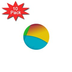 Bok 1  Mini Buttons (10 pack)