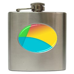 Bok Hip Flask (6 oz)
