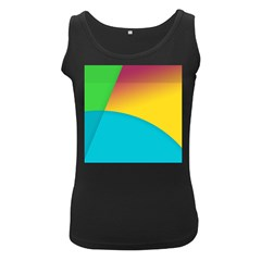 Bok Women s Black Tank Top