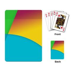 Bok Playing Card
