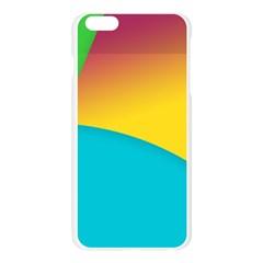 Bok Apple Seamless iPhone 6 Plus/6S Plus Case (Transparent)