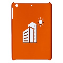 Building Orange Sun Copy Apple iPad Mini Hardshell Case