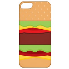 Cake Cute Burger Copy Apple iPhone 5 Classic Hardshell Case