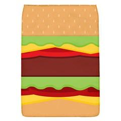 Cake Cute Burger Copy Flap Covers (S)