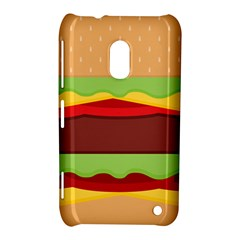 Cake Cute Burger Copy Nokia Lumia 620
