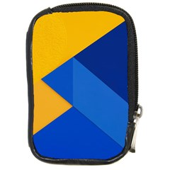 Box Yellow Blue Red Compact Camera Cases