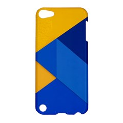 Box Yellow Blue Red Apple iPod Touch 5 Hardshell Case