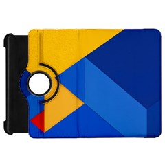Box Yellow Blue Red Kindle Fire HD 7