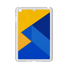 Box Yellow Blue Red iPad Mini 2 Enamel Coated Cases