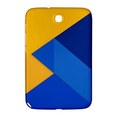 Box Yellow Blue Red Samsung Galaxy Note 8.0 N5100 Hardshell Case