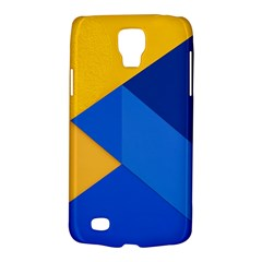Box Yellow Blue Red Galaxy S4 Active