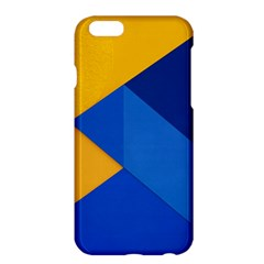 Box Yellow Blue Red Apple iPhone 6 Plus/6S Plus Hardshell Case
