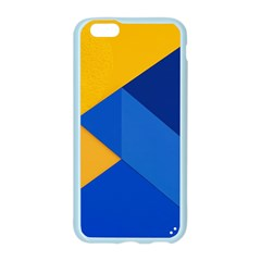 Box Yellow Blue Red Apple Seamless iPhone 6/6S Case (Color)