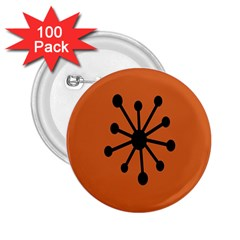 Centralized Garbage Flow 2.25  Buttons (100 pack)