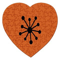 Centralized Garbage Flow Jigsaw Puzzle (Heart)