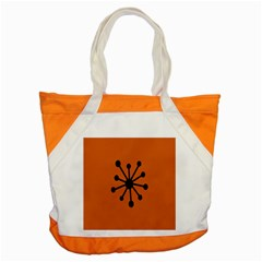 Centralized Garbage Flow Accent Tote Bag