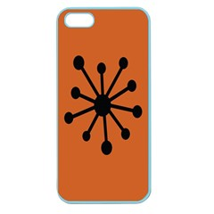 Centralized Garbage Flow Apple Seamless iPhone 5 Case (Color)