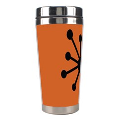 Centralized Garbage Flow Stainless Steel Travel Tumblers