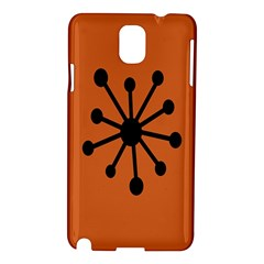 Centralized Garbage Flow Samsung Galaxy Note 3 N9005 Hardshell Case