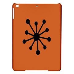 Centralized Garbage Flow iPad Air Hardshell Cases