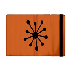 Centralized Garbage Flow iPad Mini 2 Flip Cases