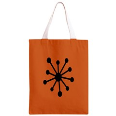 Centralized Garbage Flow Classic Light Tote Bag