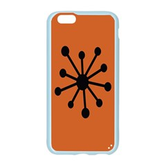 Centralized Garbage Flow Apple Seamless iPhone 6/6S Case (Color)