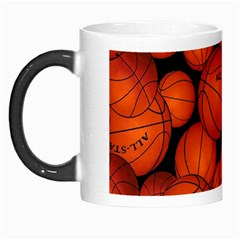 Basketball Sport Ball Champion All Star Morph Mugs