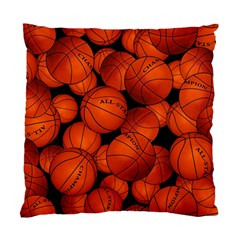 Basketball Sport Ball Champion All Star Standard Cushion Case (One Side)