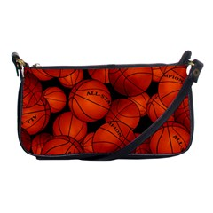 Basketball Sport Ball Champion All Star Shoulder Clutch Bags