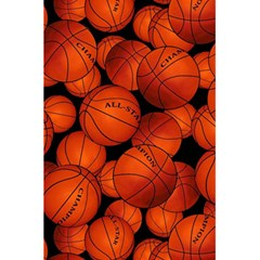 Basketball Sport Ball Champion All Star 5.5  x 8.5  Notebooks