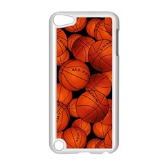 Basketball Sport Ball Champion All Star Apple iPod Touch 5 Case (White)