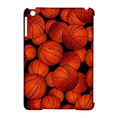 Basketball Sport Ball Champion All Star Apple iPad Mini Hardshell Case (Compatible with Smart Cover)