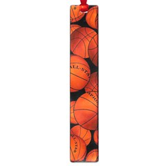 Basketball Sport Ball Champion All Star Large Book Marks