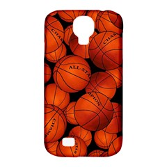 Basketball Sport Ball Champion All Star Samsung Galaxy S4 Classic Hardshell Case (PC+Silicone)