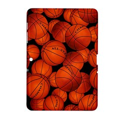 Basketball Sport Ball Champion All Star Samsung Galaxy Tab 2 (10.1 ) P5100 Hardshell Case