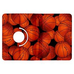 Basketball Sport Ball Champion All Star Kindle Fire HDX Flip 360 Case
