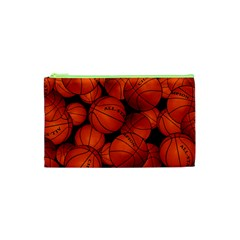 Basketball Sport Ball Champion All Star Cosmetic Bag (XS)