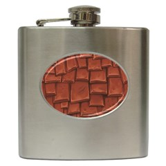 Chocolate Hip Flask (6 oz)