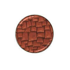 Chocolate Hat Clip Ball Marker