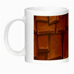 Chocolate Night Luminous Mugs