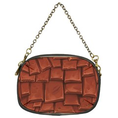 Chocolate Chain Purses (Two Sides)