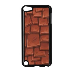 Chocolate Apple iPod Touch 5 Case (Black)