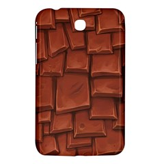 Chocolate Samsung Galaxy Tab 3 (7 ) P3200 Hardshell Case