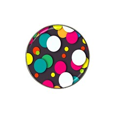 Color Balls Hat Clip Ball Marker (10 pack)