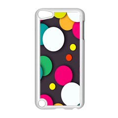 Color Balls Apple iPod Touch 5 Case (White)