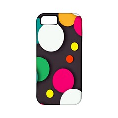 Color Balls Apple iPhone 5 Classic Hardshell Case (PC+Silicone)